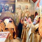 Митрополит Павел почтил память блж. Ксении Петербургской