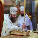 Наместник Лавры совершил Чин отпевания монаха Киприана