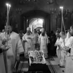 Намісник Лаври звершив Чин відспівування монаха Кипріана