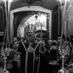 Vicegerent of the Lavra honored the memory of John the Baptist