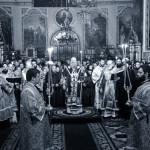 В торжествах в г.Корце принял участие митрополит Павел