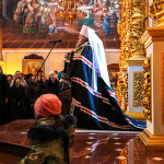 Митрополит Павел совершил последнюю в этом году Пассию