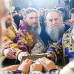 В Неделю 5-ю Великого поста в Лавре совершена архиерейская хиротония