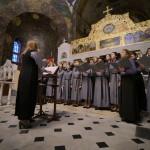 В Лавре состоялся концерт, посвященный Великому посту
