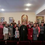 На молодежной встрече говорили о несении креста