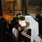 Намісник Лаври звершив чернечий постриг в Зимненському монастирі