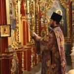 Митрополит Павел звершив богослужіння в останній день Чотиридесятниці