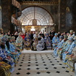 5th Saturday of Lent: The Akathist Hymn at Lavra's churches