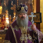 Metropolitan Pavel performed the Divine service on the last day of forty day fast