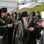 The brethren of the Kiev-Pechersk Lavra congratulated the Vicegerent on the occasion of Birthday