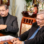 Митрополит Павел провел встречу с кардиохирургом из Индии