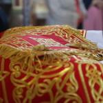 В Светлый вторник владыка Павел молился в скиту Лавры