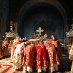 Митрополит Павел почтил память прп. Анастасии Киевской