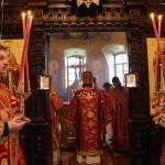 В день Радоницы в Лавре совершены заупокойные богослужения