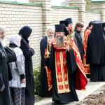 Братія молилися за упокій спочилих насельників Лаври