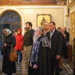 Митрополит Павел молитвенно отметил годовщину своей архиерейской хиротонии