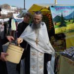 В Лавре впервые работает православная выставка «Пасхальная»