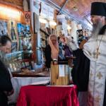 В Лавре открылась выставка «Троицкая»