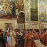 The 5th Sunday of Easter and memorial day of Great Martyr St. George the Trophy-bearer