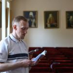 На «молодежке» говорили об исцелении от недугов через покаяние