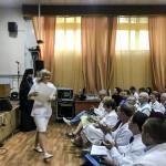 Состоялось поздравление врачей-кардиологов с профессиональным праздником