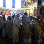 2nd Sunday after Pentecost: memory day of All Saints of the Rus' land