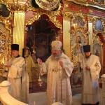 Наместник Лавры возглавил отпевание архимандрита Вениамина