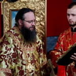 The memory day of the Uncovering of the relics of the Hieromartyr Vladimir