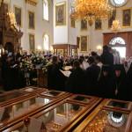 Митрополит Павел принял участие в торжествах в Святогорской Лавре