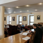 О почившем Блаженнейшем Митрополите Владимире говорили на молодежной встрече