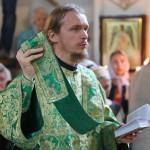 «Якоже во чреве матерни проглашением Троицу проповедал еси…»
