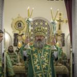 Владыка Павел сослужил Предстоятелю УПЦ в Спасо-Преображенском соборе г. Киева
