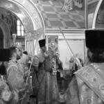 У свято Тихвінської ікони Божої Матері митрополит Павел звершив Літургію