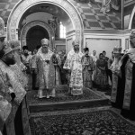 Митрополит Павел очолив богослужіння в Неділю 7-му після П'ятидесятниці