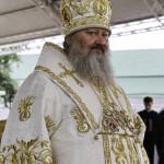 В Лавру совершен крестный ход с Владимирской горки
