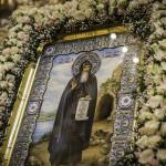 Предстоятель УПЦ в день памяти прп. Антония возглавил торжества возрождения монашеской жизни в Киево-Печерской Лавре