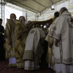 On the memorial day of Rus' Baptism the Leader of UOC headed the Liturgy