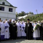 В Аннозачатьевском храме приняли присягу сестры милосердия