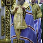 В День Независимости Украины Наместник Лавры совершил благодарственный молебен