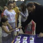 Насельник Лавры гостил в детском лагере на Закарпатье
