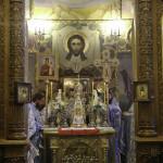 Владыка Павел возглавил торжества во Введенском столичном монастыре