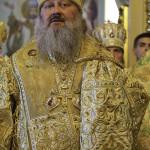 Наместник Лавры возглавил Литургию в г. Чернобылe
