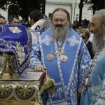 Торжества главного престольного праздника Лавры возглавил Предстоятель