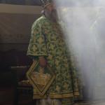 «Радуйся, Божественного Духа жилище всеосвященное и столпе благочестия!»