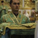 У Лаврі звершено святкування перенесення мощей прп. Феодосія Печерського