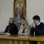 На «молодежке» говорили о роли женщин в Церкви