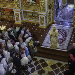 Предстоятель УПЦ возглавил богослужения в Неделю 15-ю по Пятидесятнице