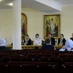 На «молодежке» говорили о внешнем виде христианки