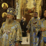 Митрополит Павел звершив Літургію перед засіданням Священного Синоду