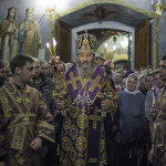 Lavra's Altar feast of the Exaltation of the Holy Cross